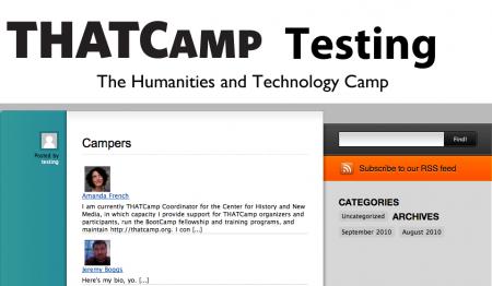 Testing Campers