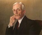 Portrait of Andrew W. Mellon by Oswald Birley